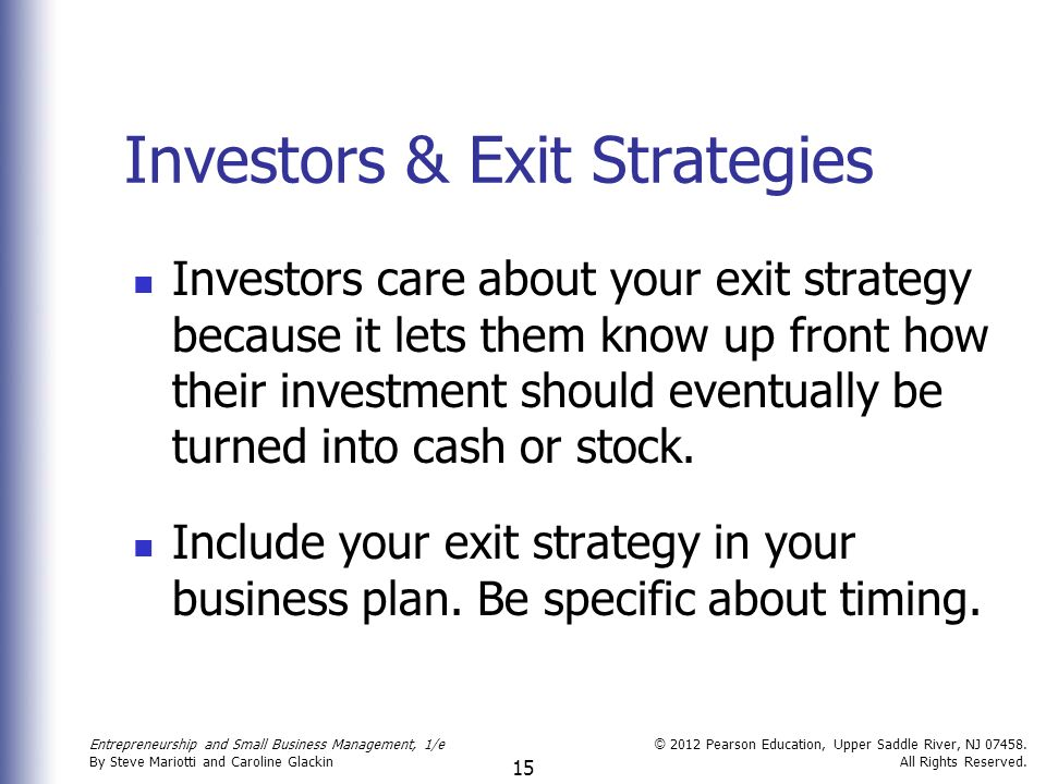 Exit Planning Summit  The Best Exit Planning Event In America Exit Strategy