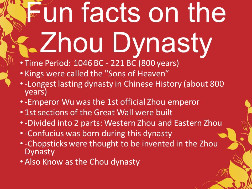 china from the shang to the zhou period Dynasty a series of rulers from the same family aristocrat nobles, or upper class people, whose wealth come from their land pictograph written characters that stand for objects ideograph two.