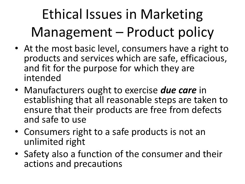 ethical dilemma of production manager The functions of supply chain management are broadly classified as: customer  relationship management materials management production.