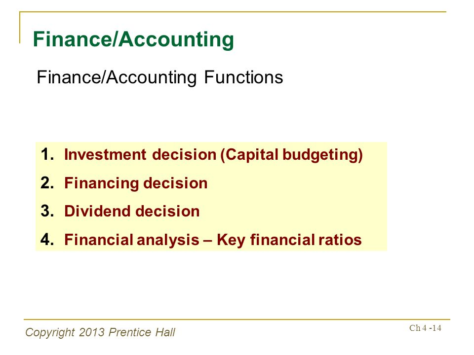 accounting and finance functions in an Typical students of the programme are consultants, auditors and others who are  responsible for tasks within companies' accounting and finance functions and.