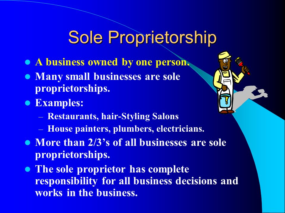 How Sole Proprietors Are Taxed