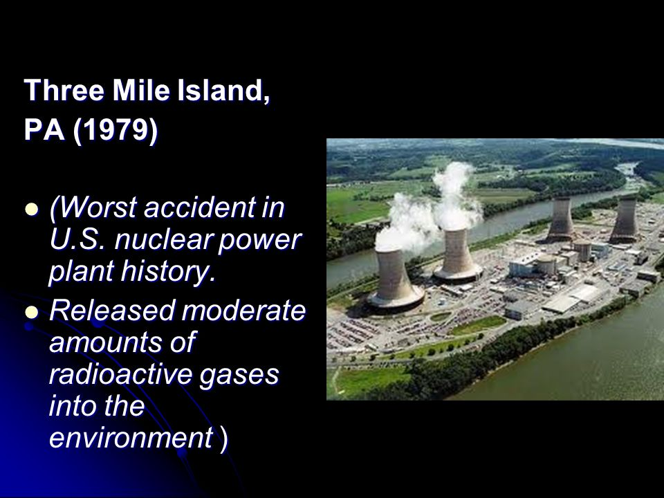 Closest Nuclear Power Plant To Long Island