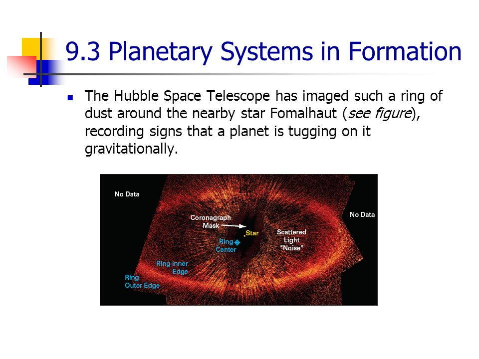 planetary system formation - photo #23