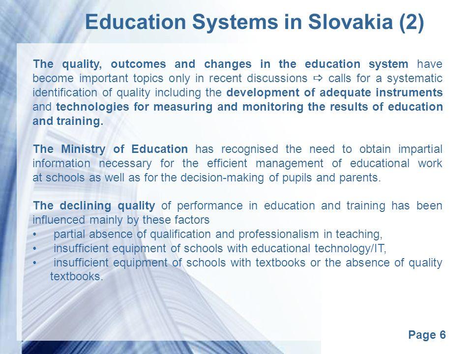 Study in Slovakia - Educations.com