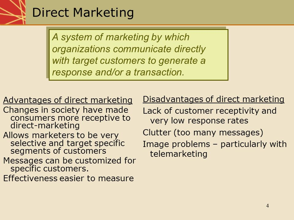 direct marketing report About the donorcentrics index of direct marketing fundraising quarterly results are reported on a calendar year basis this report includes results through.