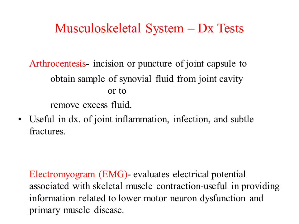 2 Musculoskeletal Disorders - ppt download