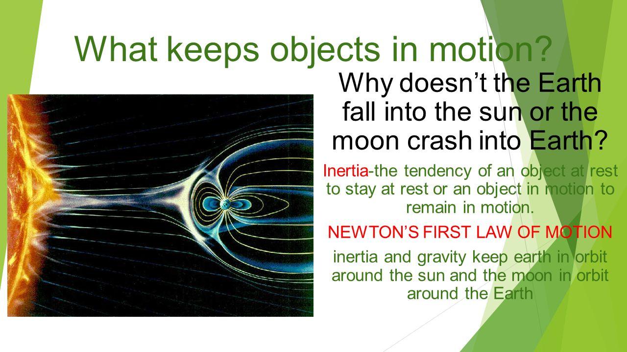 what keeps earth in orbit - photo #39