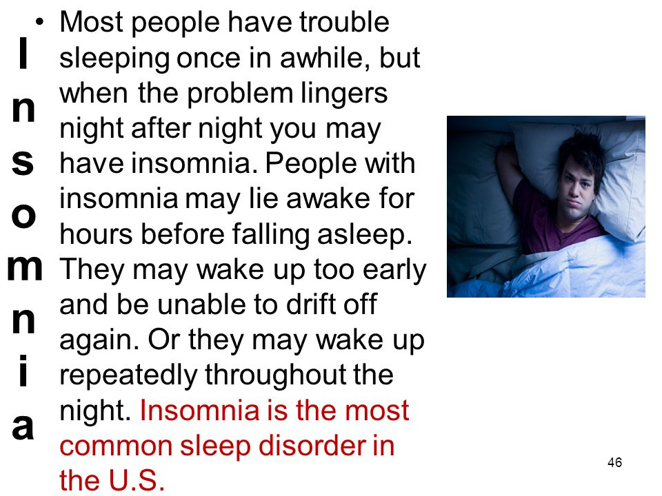 Homeopathic Medicine for Insomnia & Sleep Disorders