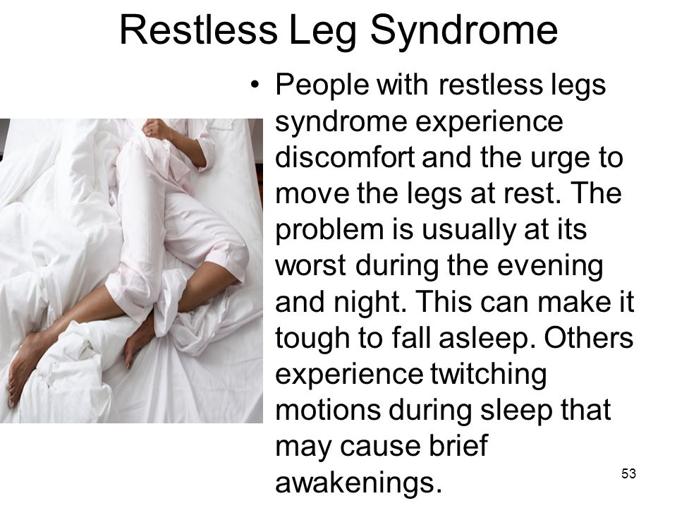States of consciousness chapter 7 ppt download restless leg syndrome ccuart Gallery