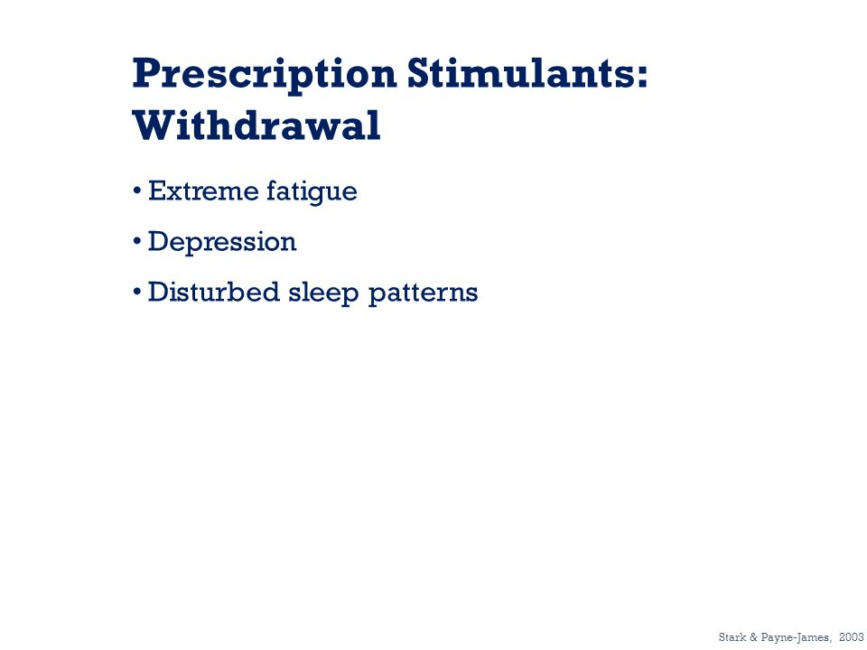 prescription stimulants Taking prescription drugs not prescribed for you by a doctor or in a way that hasn't been recommended by a doctor stimulants what are prescription pain relievers.