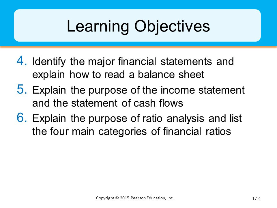 financial information and accounting concepts ppt video online  4 copyright