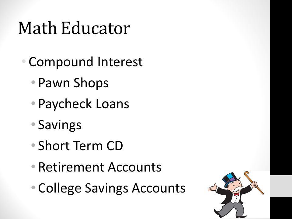 how to find monthly payment compound interest