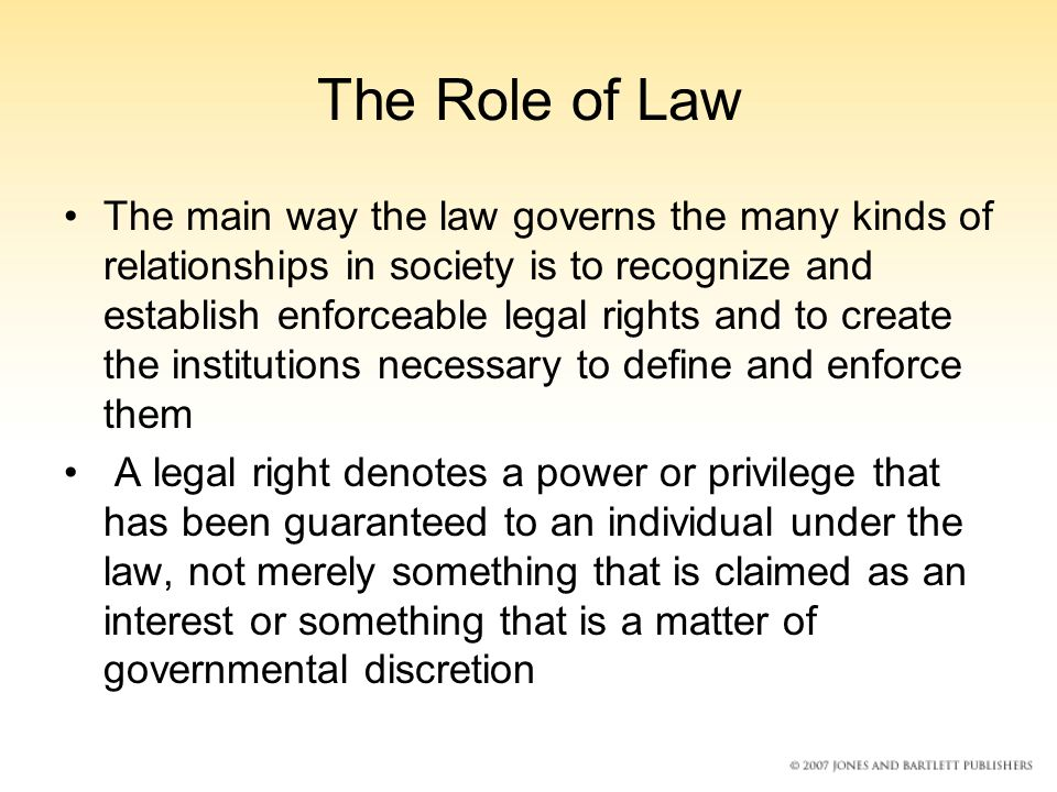 roles of law Laws should state that the primary duties of police are to protect victims and  potential victims and promote offender accountability by consistently enforcing  laws.