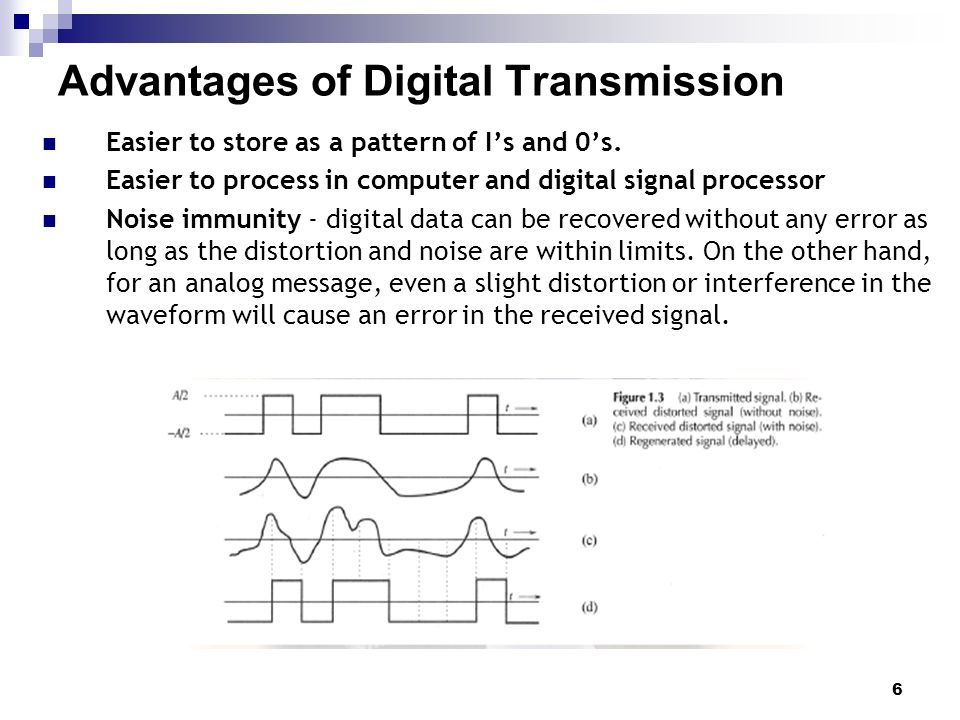 factors for transmission analog system to change to the digital system Q factor measurements, analog and digital1  the length of the transmission line does not change  the loaded q of the system is inversely.