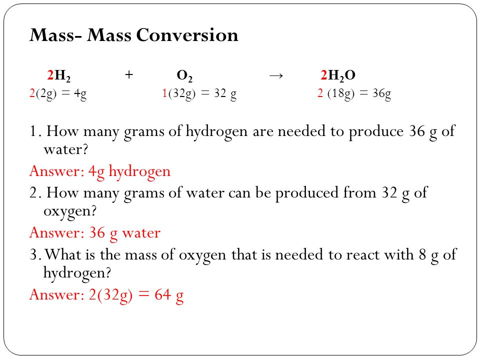 Chemical Reactions and Stoichiometry - ppt download