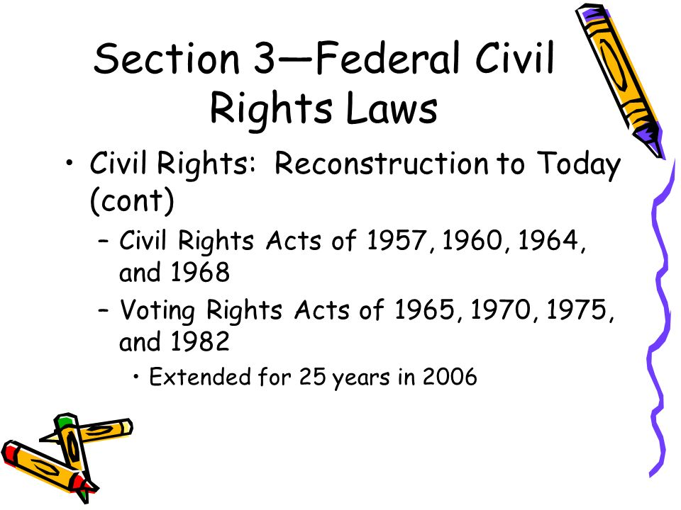 The Civil Rights Movement And The Second Reconstruction, 1945—1968