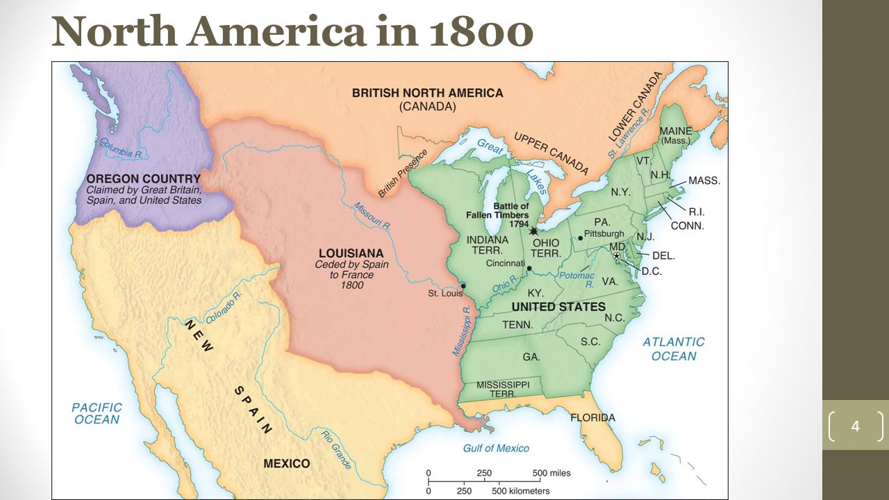 America's Expansion in the 1800s Essay Sample