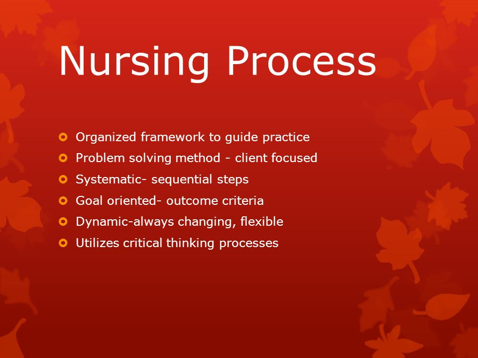 critical thinking definition for nursing Critical thinking is defined as a basic skill for nurses which leads to the best   critical thinking progressive trend among nursing students in a nine-year period.