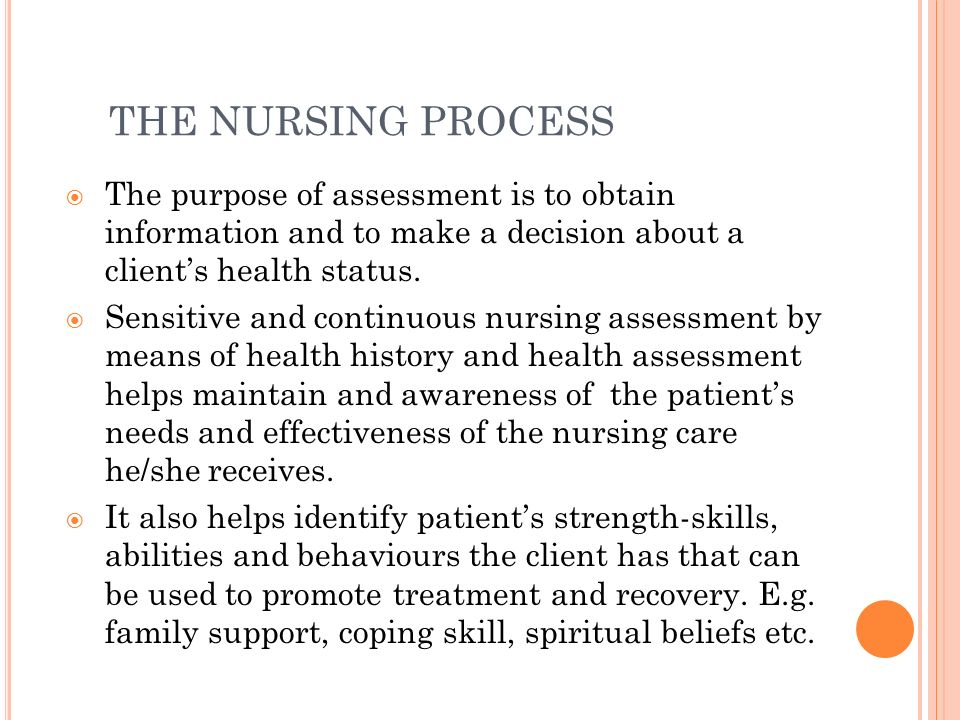 nursing beliefs skills Council for public health nursing center for local public health services • willingness to share professional values, beliefs, and skills with the student.