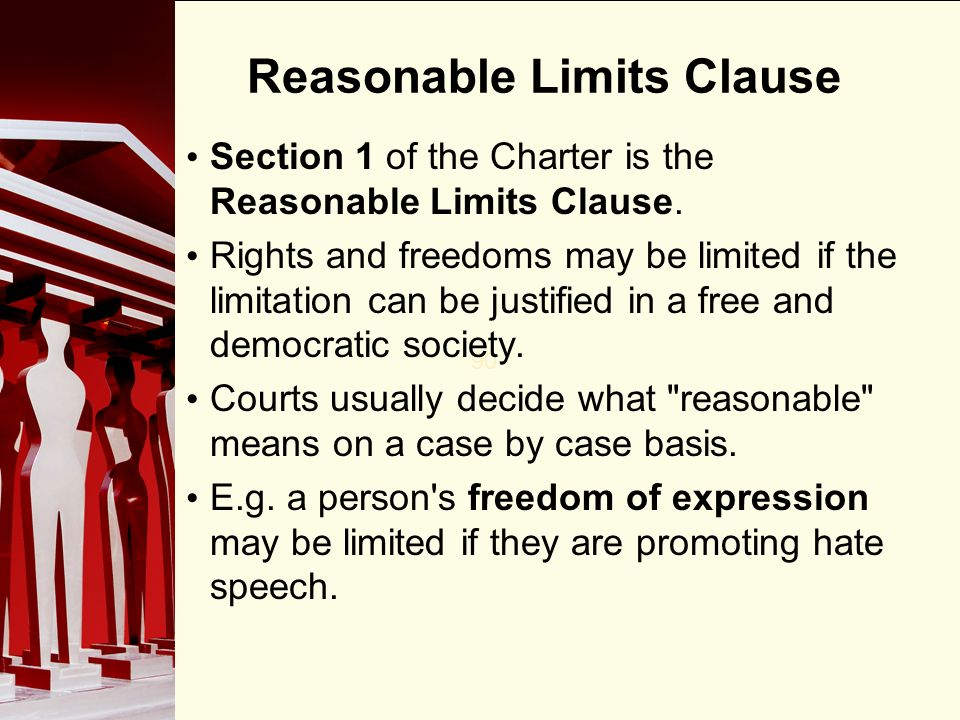 freedom and limitations It starts with a general discussion of freedom in relation to speech and then moves on to examine one of freedom of speech, 2nd the limits of free.