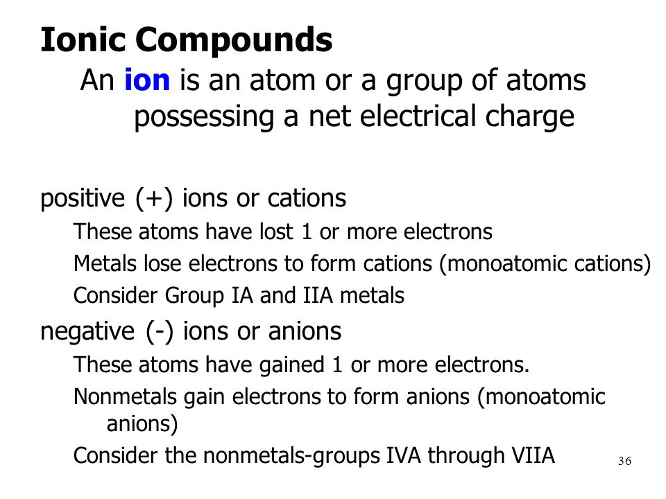 Atoms, Molecules, and Ions - ppt download