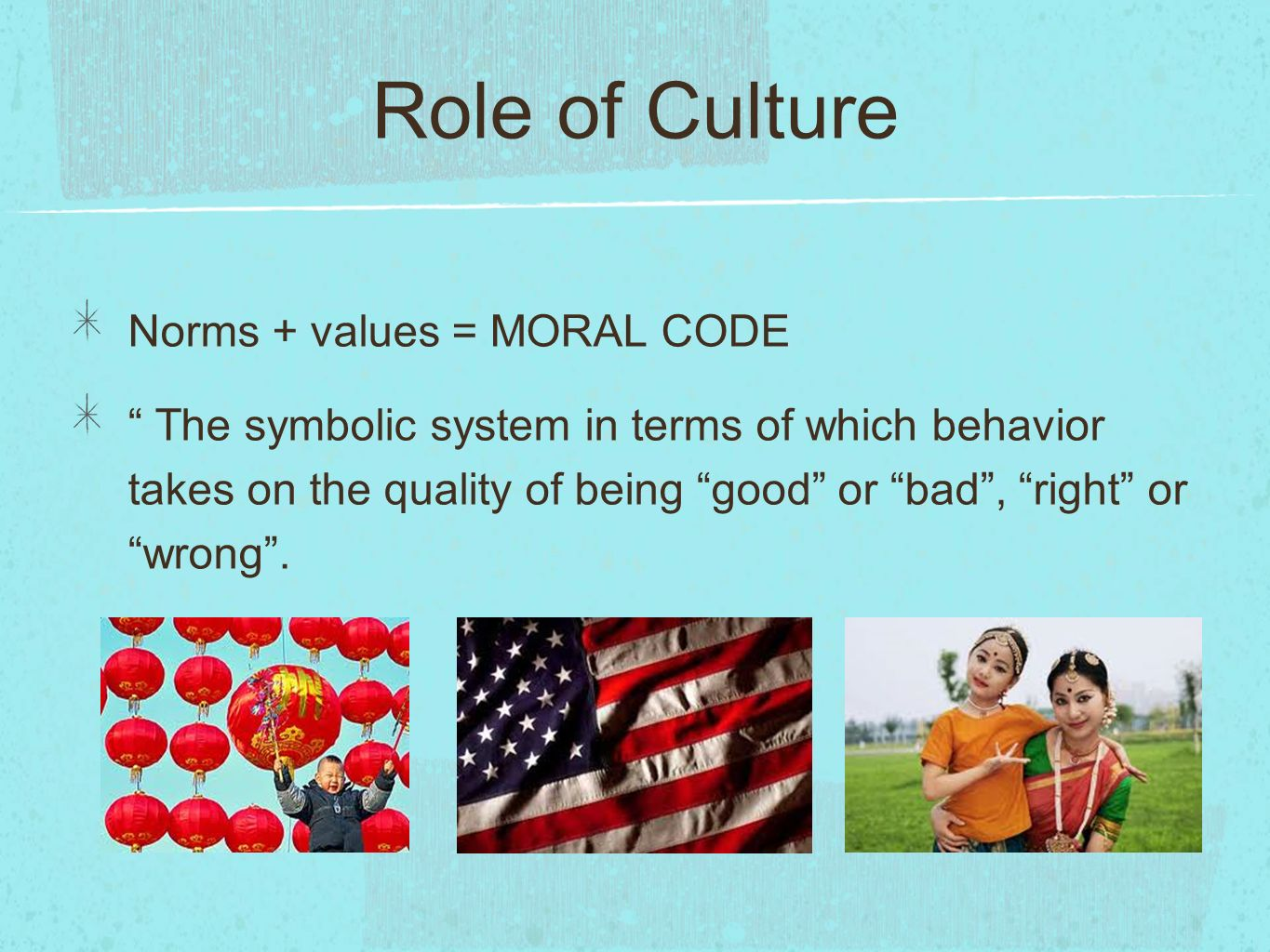 social norms and social roles pdf