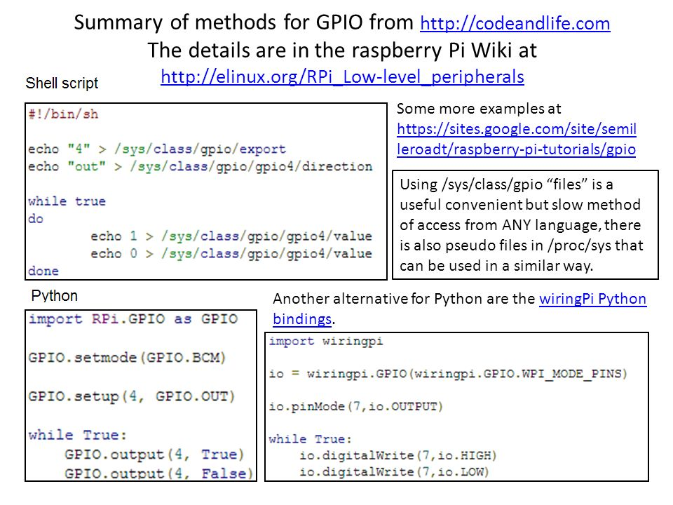 Eee305 microcontroller systems ppt video online download summary of methods for gpio from httpcodeandlife greentooth Image collections