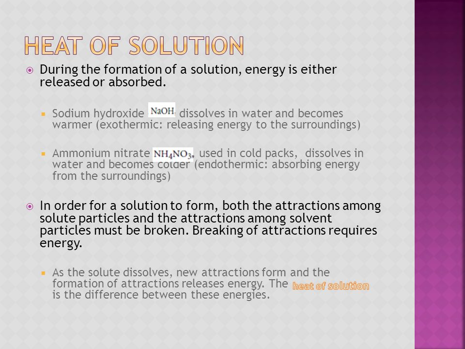Solutions, Acids and Bases - ppt download
