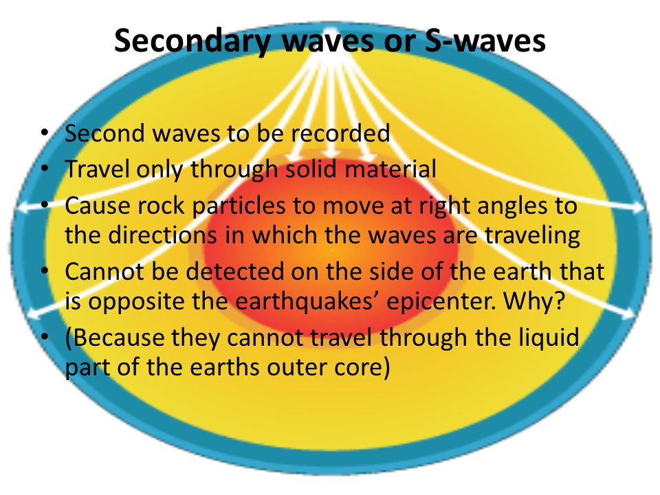 earthquakes direction they are moving