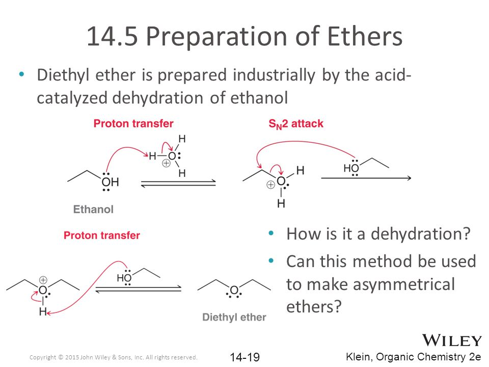 Ethers and Epoxides; Thiols and Sulfides - ppt video ...