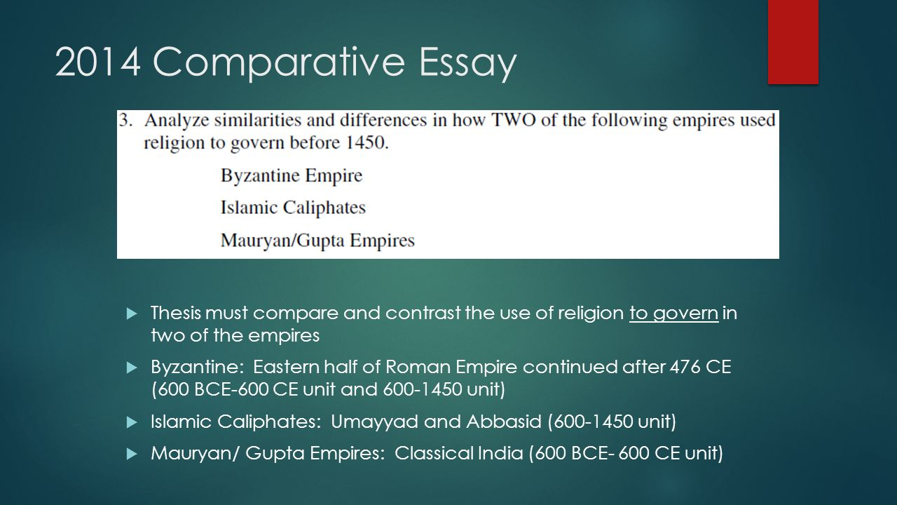 comparative essay han dynasty and roman