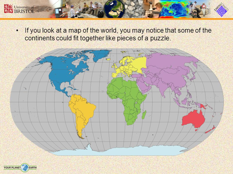 Plate tectonics ppt video online download if you look at a map of the world you may notice that some of gumiabroncs Gallery