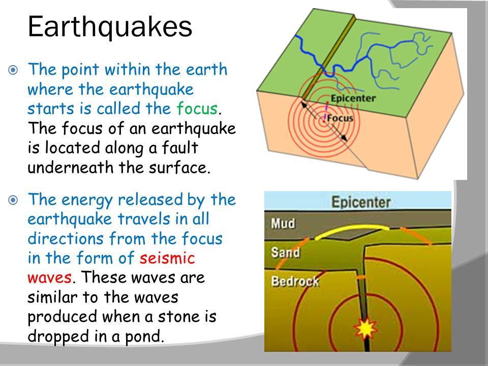 Earth Science 8.1 Earthquakes - ppt video online download