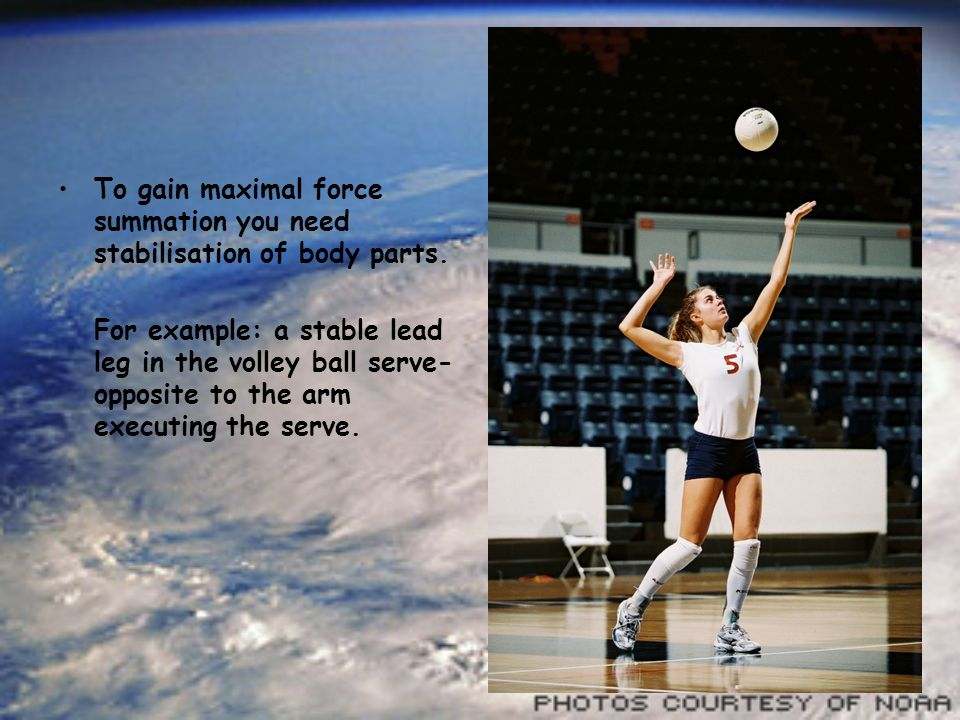 Upper Limb Biomechanics During the Volleyball Serve and Spike