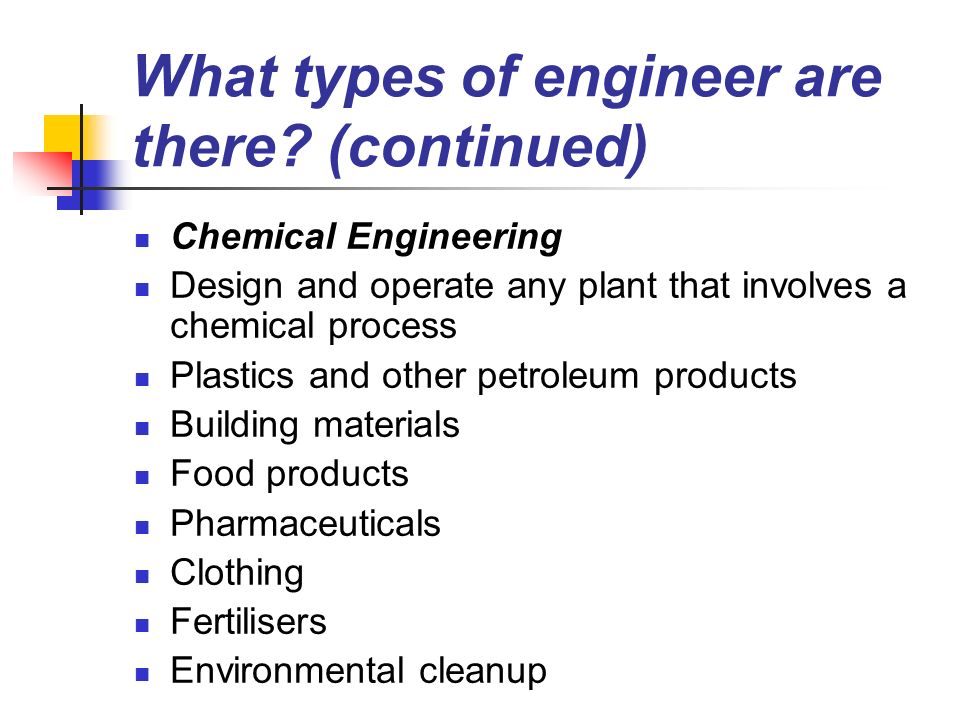 7 Careers In Engineering Ppt Video Online Download
