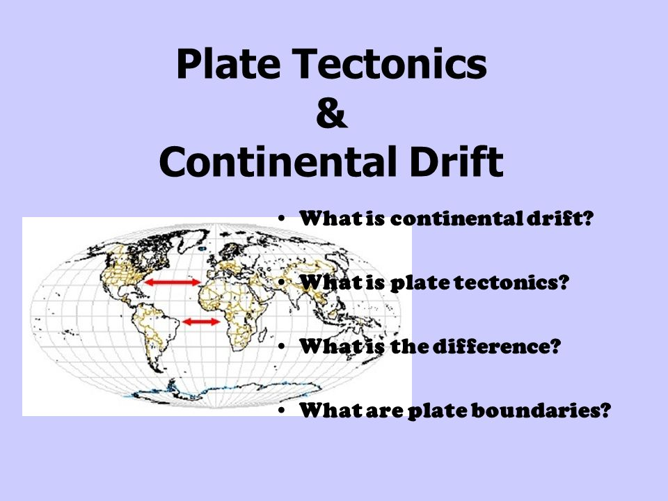 "plate tectonics and continental drift essay The theory of plate tectonics is also referred to as "" continental drift "" plate boundary zones your persuasive essay on plate tectonics will be."