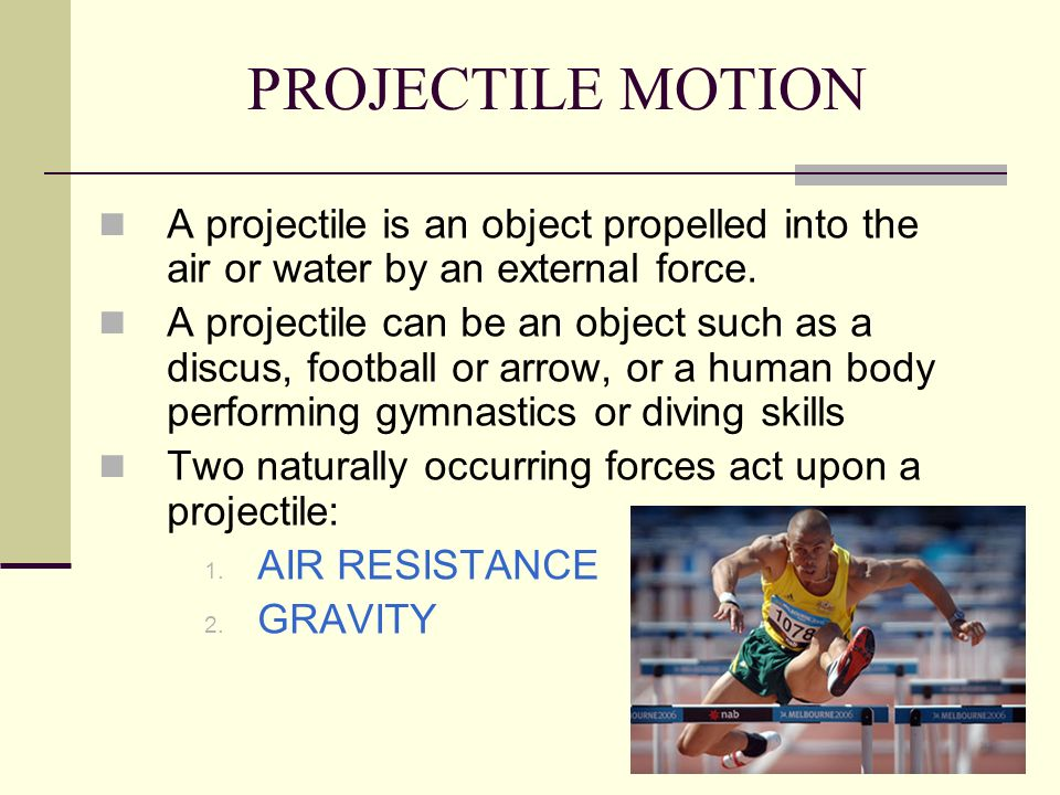 projectile motion and arrow flight essay Find and save ideas about projectile motion on pinterest learn about the physics of projectile motion, time of flight projectile motion of abby's arrow.