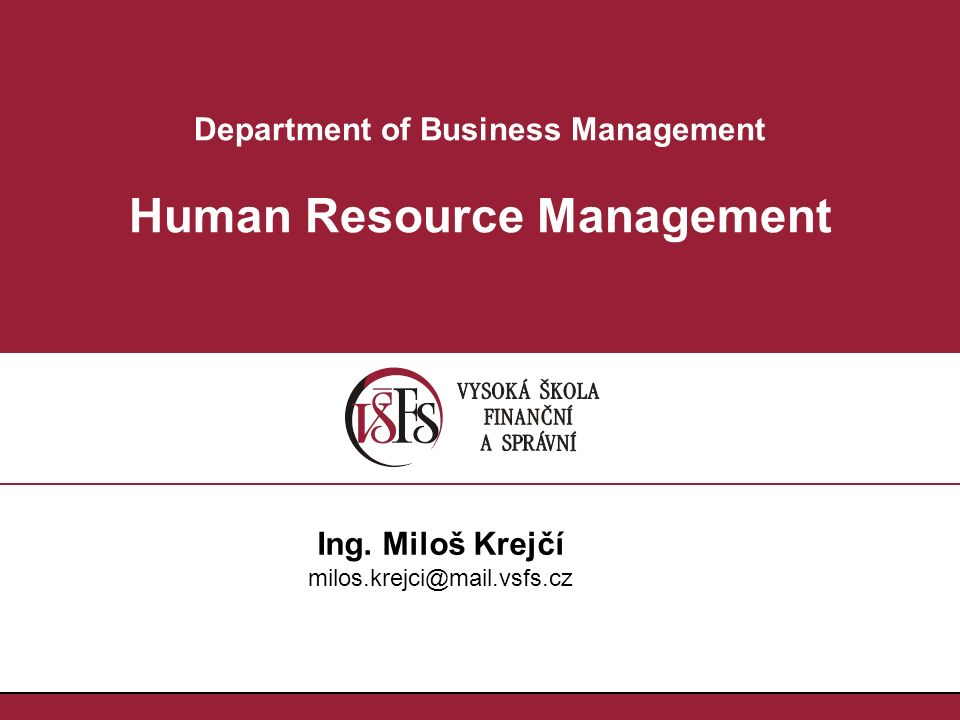 reflections on department of human resource management Department human resource management admission requirements prerequisites for admission to the magister degree a bcom honours degree in industrial and organisational psychology (iop) or human.