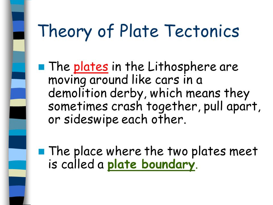 place where two plates meet
