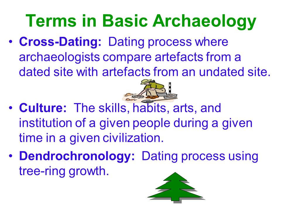 Chronological dating