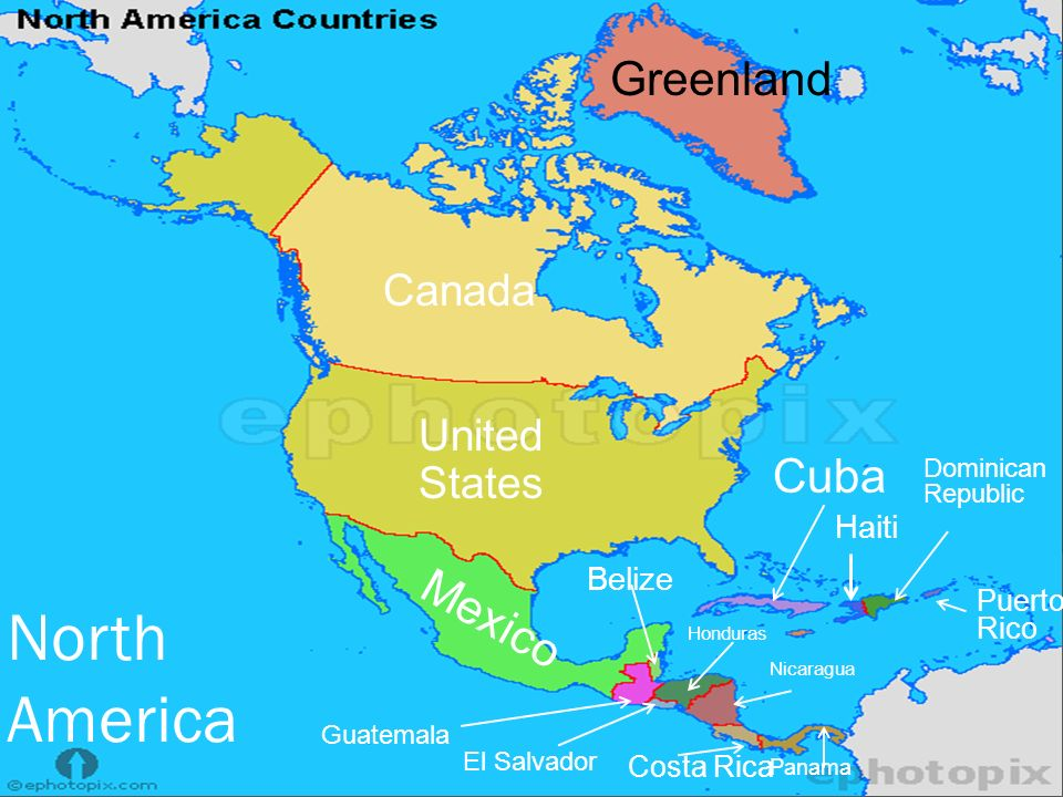 September World Studies Ppt Download - Map of united states and dominican republic
