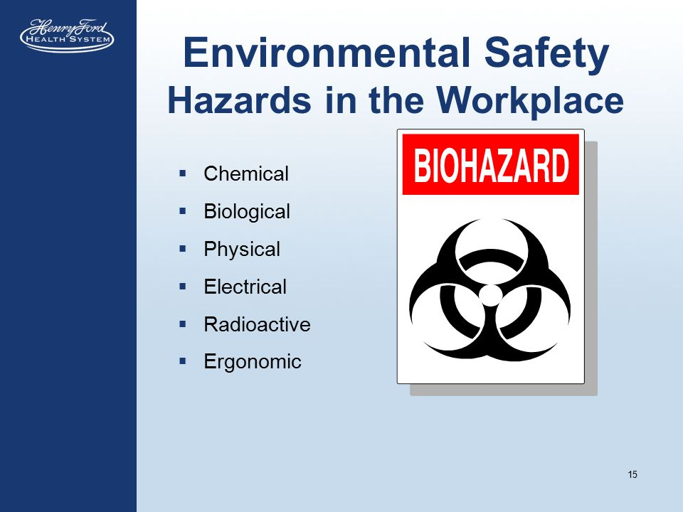 """environmental hazards cultural biological physical and Public health definition of """"the environment"""" ▫ all that which is external to the individual host [it] can be divided into physical, biological, social, and cultural factors, any or all of which can influence health status in populations - last, j m (ed) (1995) a dictionary of epidemiology (3rd ed) new york: oxford university."""