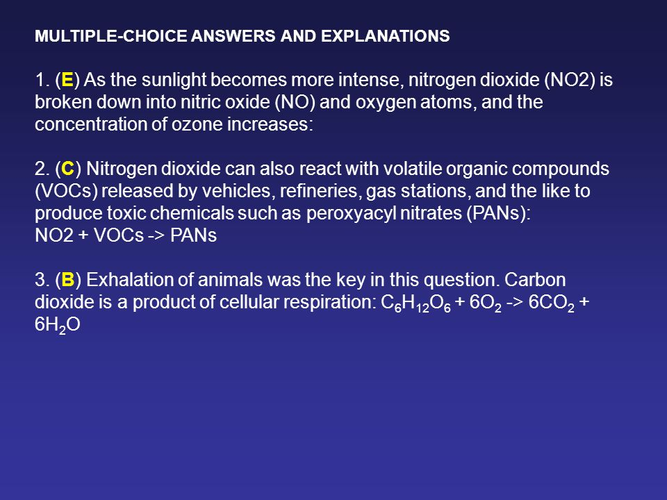 Pollution Go to Pollution Practice Quiz - ppt download