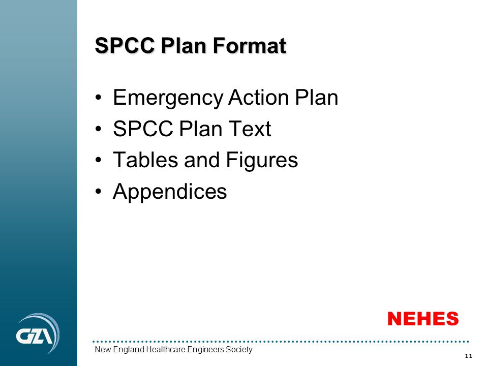 Graphics for spcc plan graphics graphicsbuzz spcc plan format emergency action plan text tables and figures appendices pronofoot35fo Choice Image