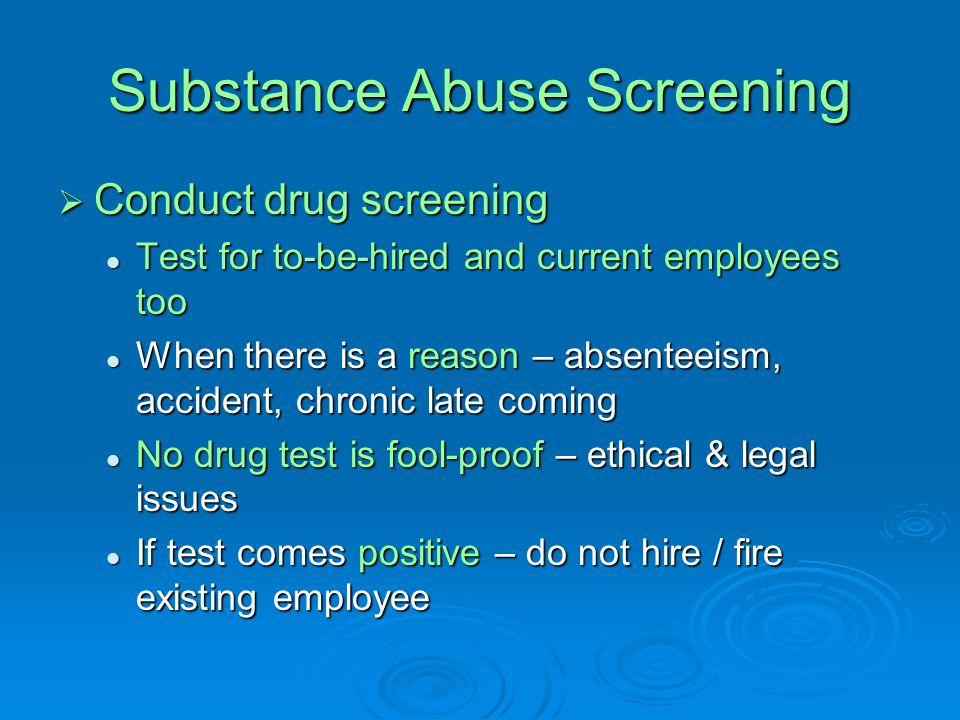 drug abuse screening test pdf
