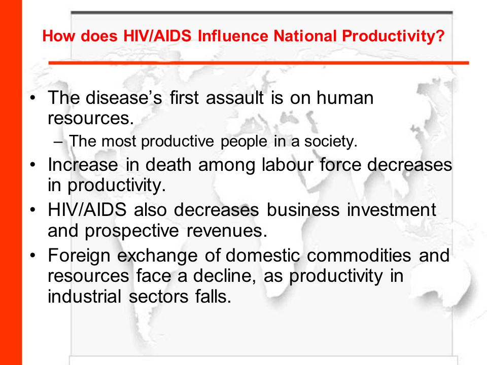 the influence of aids on american society This readable volume looks at the impact of aids since its emergence and  suggests its effects in the next decade, when a million or more americans will  likely die  of the national academy of sciences, the national academy of  engineering,.