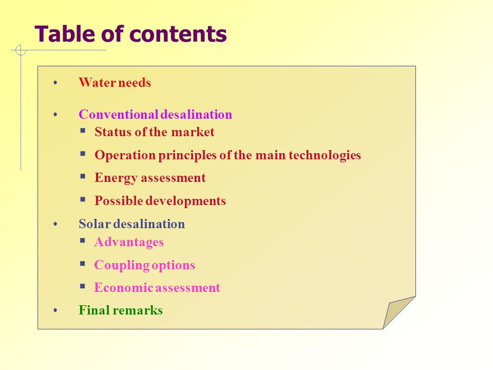 Solar Water Desalination System For Data Acquisition System : Techno economic aspects of seawater desalination systems