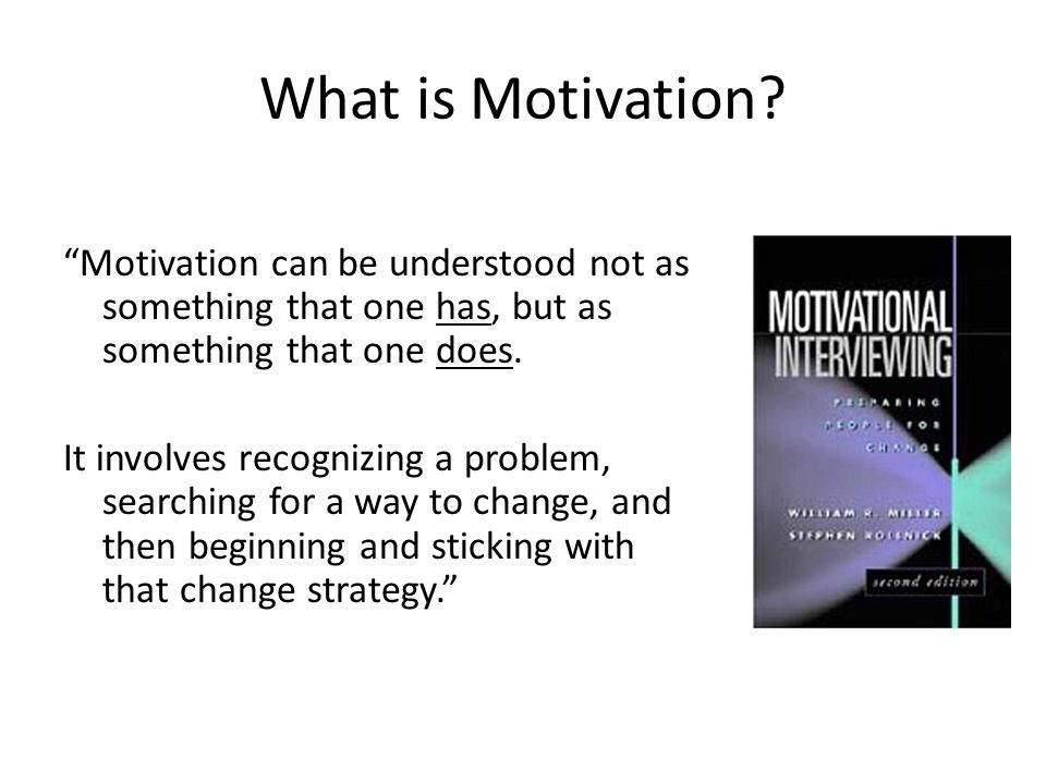 how to do motivational interviewing pdf