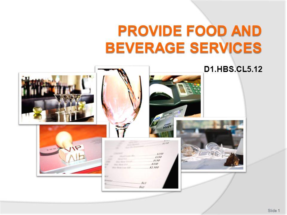 Different Food   Beverage Service Styles in Restaurant Scribd
