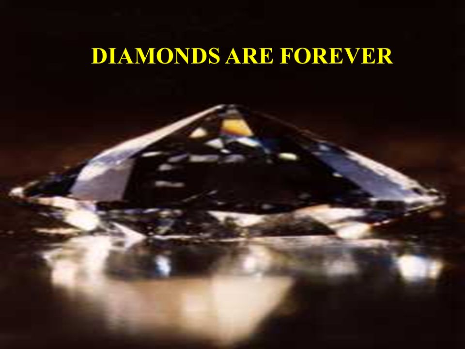 radiocarbon dating diamonds are forever